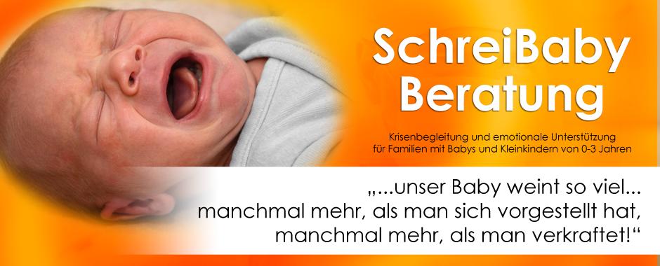 Schreibaby-Beratung